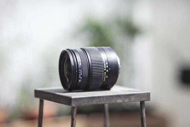 Obiektyw Sigma 18-50 mm f/2.8-4.5 DC OS HSM - canon