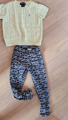 Ralph Lauren, Zara, Carter's, Gap ciuszki z USA dziewczynka 3 latka