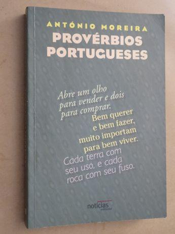 Provérbios Portugueses de António Moreira