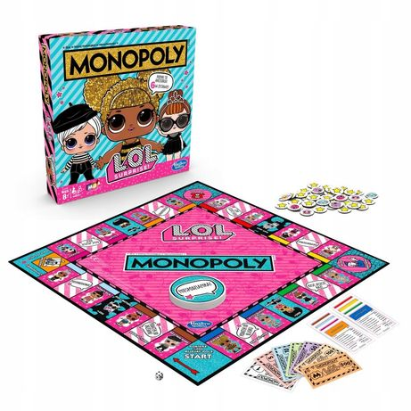 Gra monopoly LOL wersja polska.