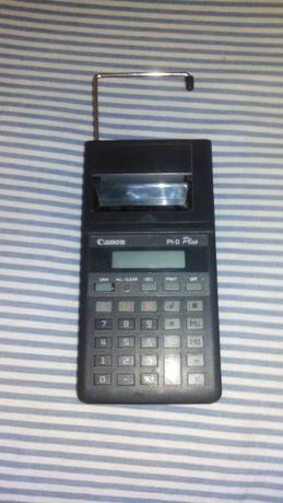 Maquina de calcular Canon p1-d plus com impressora