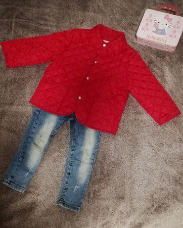 Курточка для девочки 2-3 года