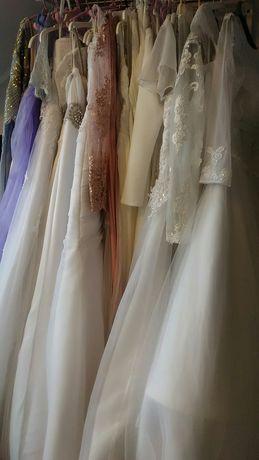 Suknie ślubne  34-48
