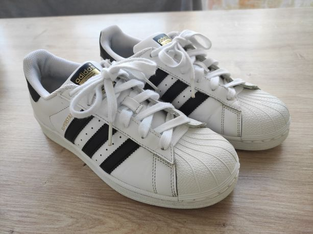 Adidas Superstar rozmiar 38 2/3, 24,5 cm