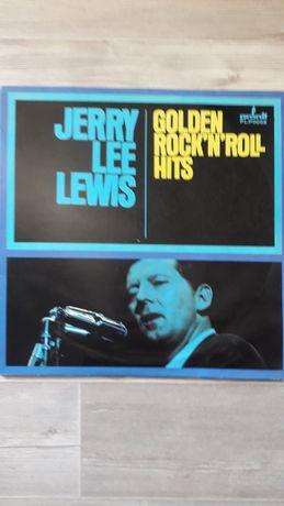 Płyta winylowa Jerry Lee Lewis z 1987r.