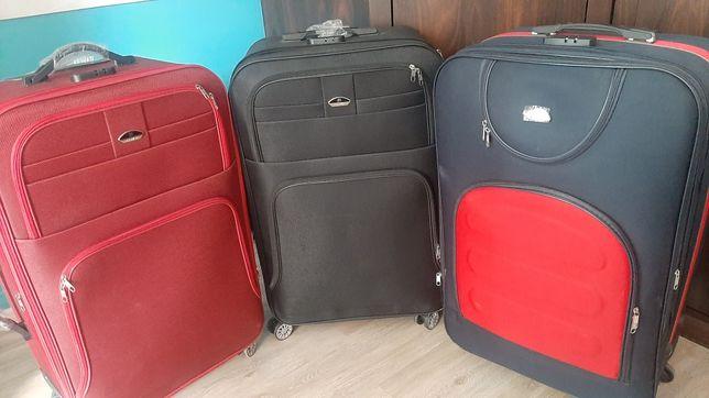 Komplet 2 walizek
