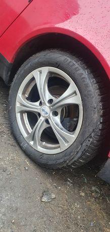 Koła Zimowe Mercedes SLK r170 5x112  NOWE OPONY