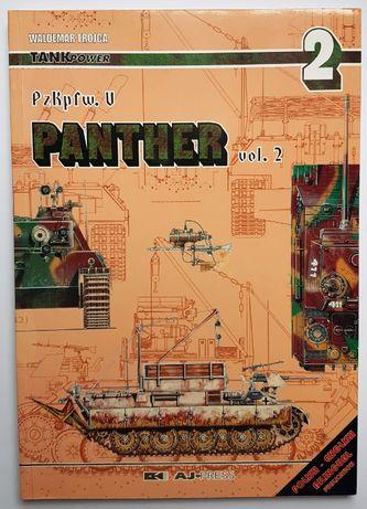 PzKpfw. PANTHER vol.2 Waldemar Trojca