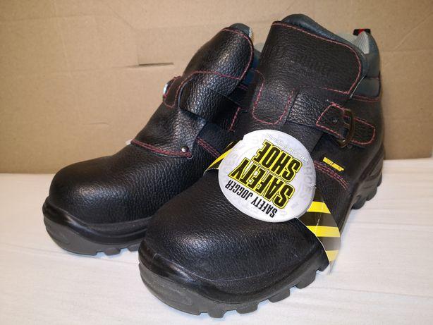 Buty ochronne z podnoskami robocze BHP pracy magazyn S3 Safety Jogger