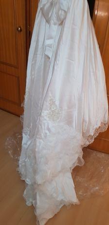 Vestido de noiva vintage /Anos 90