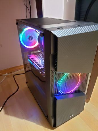 ЛУЧШАЯ ЦЕНА на ПК  Ryzen 5 2600X RX580 NITRO +, игровой компьютер