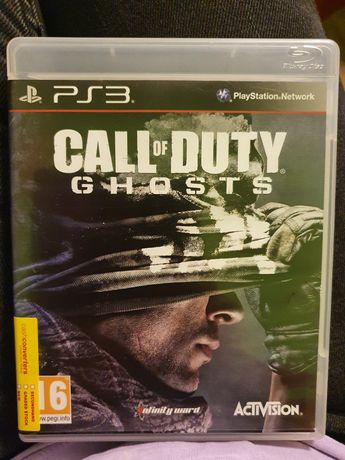 Gra ps 3 call of duty