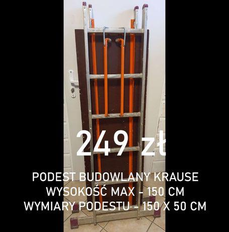 Podest budowlany KRAUSE 150 cm