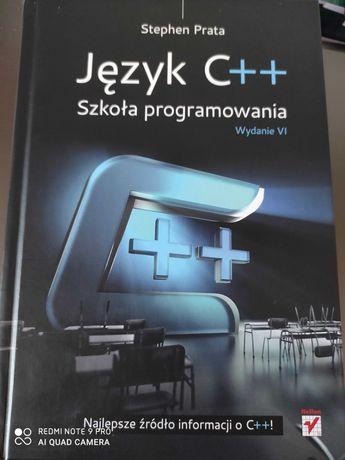 Język C++ Szkoła programowania, wydanie VI