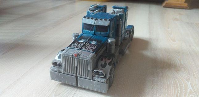 duży rzadki transformers optimus prime