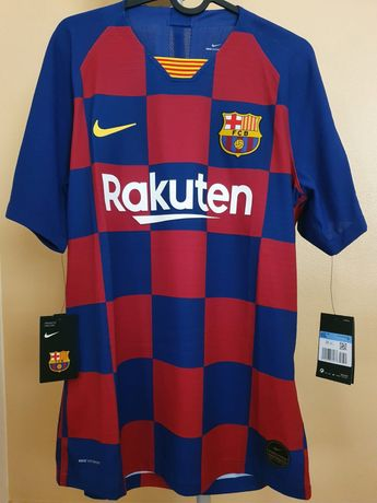 Camisola jogo Barcelona tamanho M 2019-20
