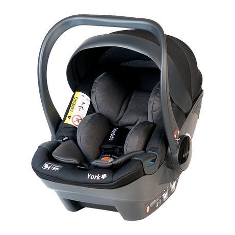 Fotelik + baza isofix BabySafe wygodny i komfortowy idealny