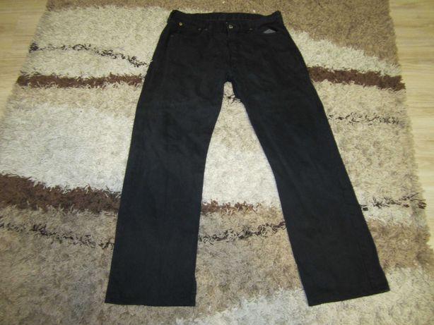 Levi's Spodnie Czarne 511 88 cm Pas Rozmiar 34