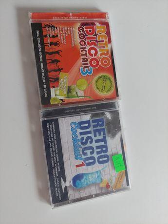 Płyty CD lata 80