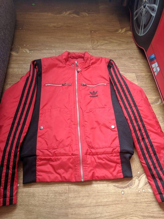Куртка адидас(оригинал) Запорожье - изображение 1