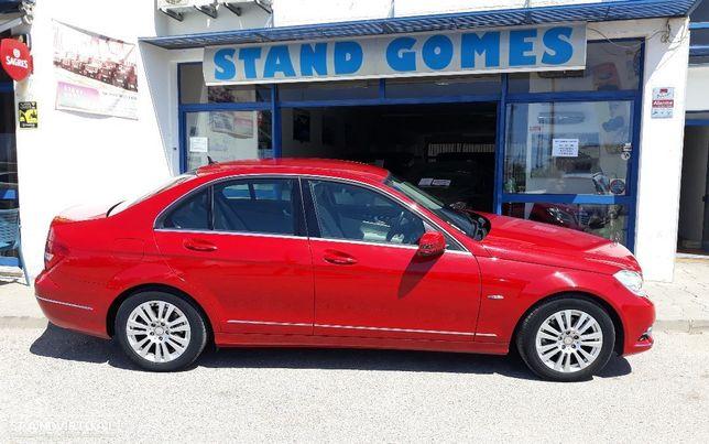 Mercedes-Benz C 180 CGi Elegance BlueEfficiency Aut.