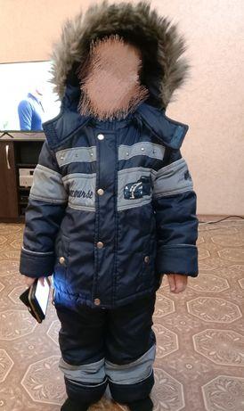 Куртка+комбез зимний