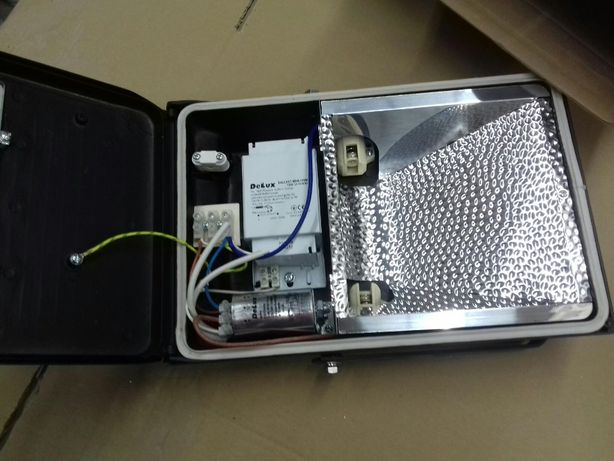 Ремонт прожектора LED, днат, ДРЛ и металлогалогеновых прожекторов