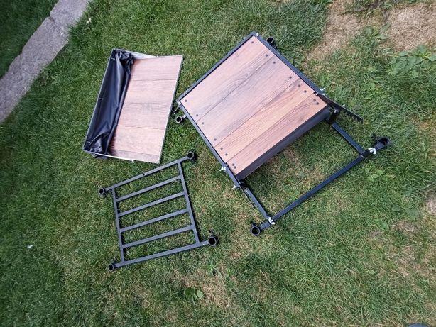 Фидерное, капровое кресло платформа