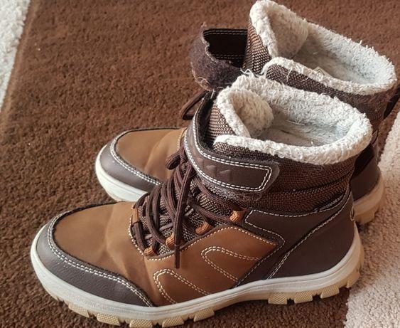 Buty zimowe chłopięce r. 32