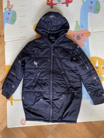 Курточка подовжена Benetton 150 см