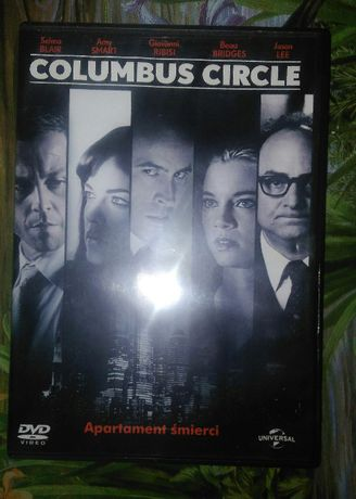 Film DVD pt.: Columbus circle / thriller / ZAMIENIĘ.