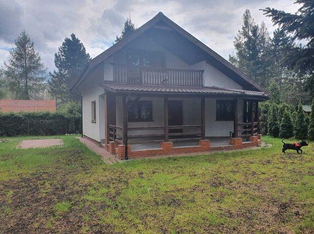 Dom na działce rekreacyjnej nad jeziorem Piaseczno sprzedam