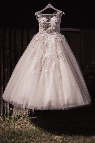 Suknia ślubna Mori Lee MGNY model 51301