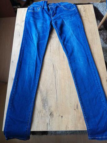 Spodnie jeans M/ jak nowe