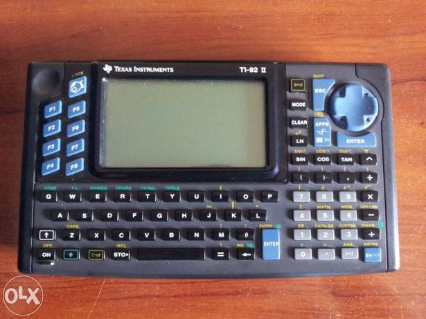 Texas instruments - TI 92-II