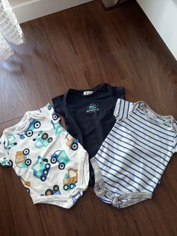 Body niemowlęce 62-68 Babaluno nowe