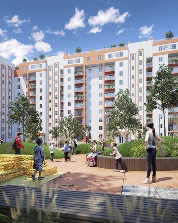 2-х комнатная Квартира ЖК Апельсин от застройщика сдача 2 квартал 2022