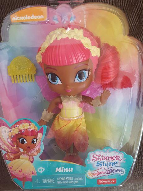 Оригинал из США. Fisher price  Кукла из серии Шиммер и Шайн. Подарок