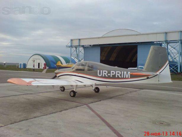 Продам 4-х местный самолёт лёгкого типа RV-10