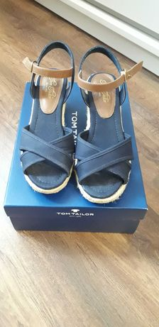 Sandałki Tom Tailor r 38