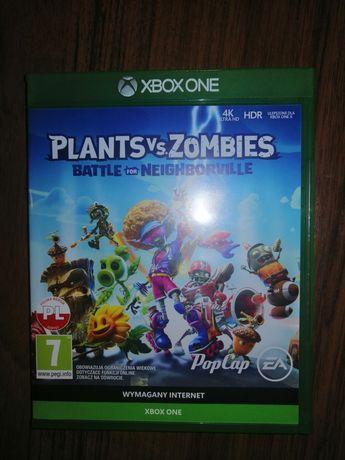 Sprzedam grę Plants vs Zombies na xboxa one