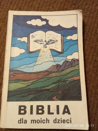 "Daniel Rops ""Biblia dla moich dzieci"""