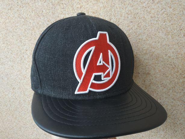 Кепка Marvel Avengers бейсболка оригинал