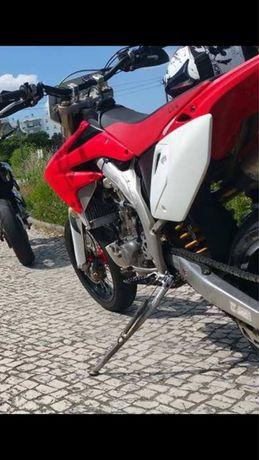 Honda CRF450x kit Supermoto + kit original