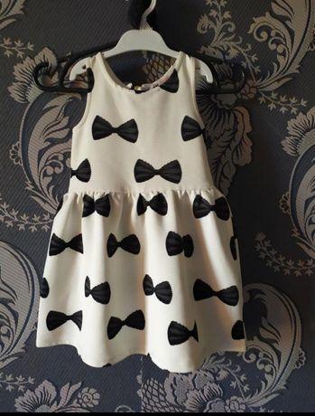 Платье нарядное для девочки в отличном состоянии