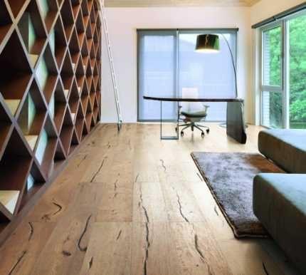 PROMOCJA Drewniana podłoga idealna na ogrzewanie podłogowe