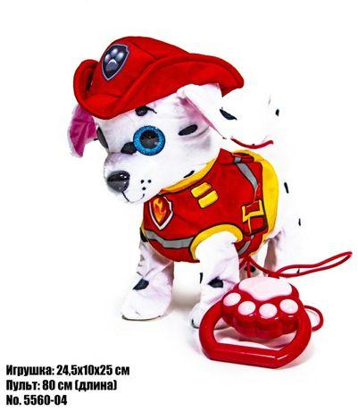 Мягкая интерактивная игрушка щенячий патруль 4 вида