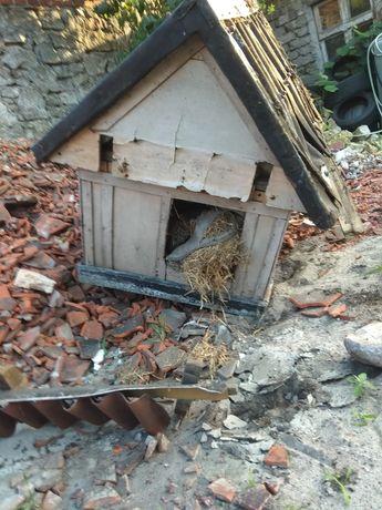 PILNE Buda dla psa ocieplona! do renowacji
