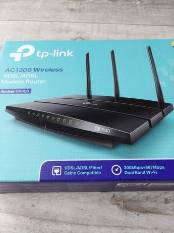 Tp-link AC1200 Wireless Arche VR400