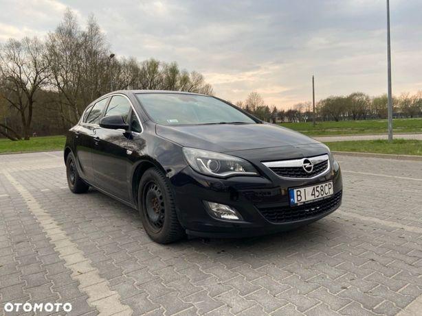 Opel Astra Opel Astra J